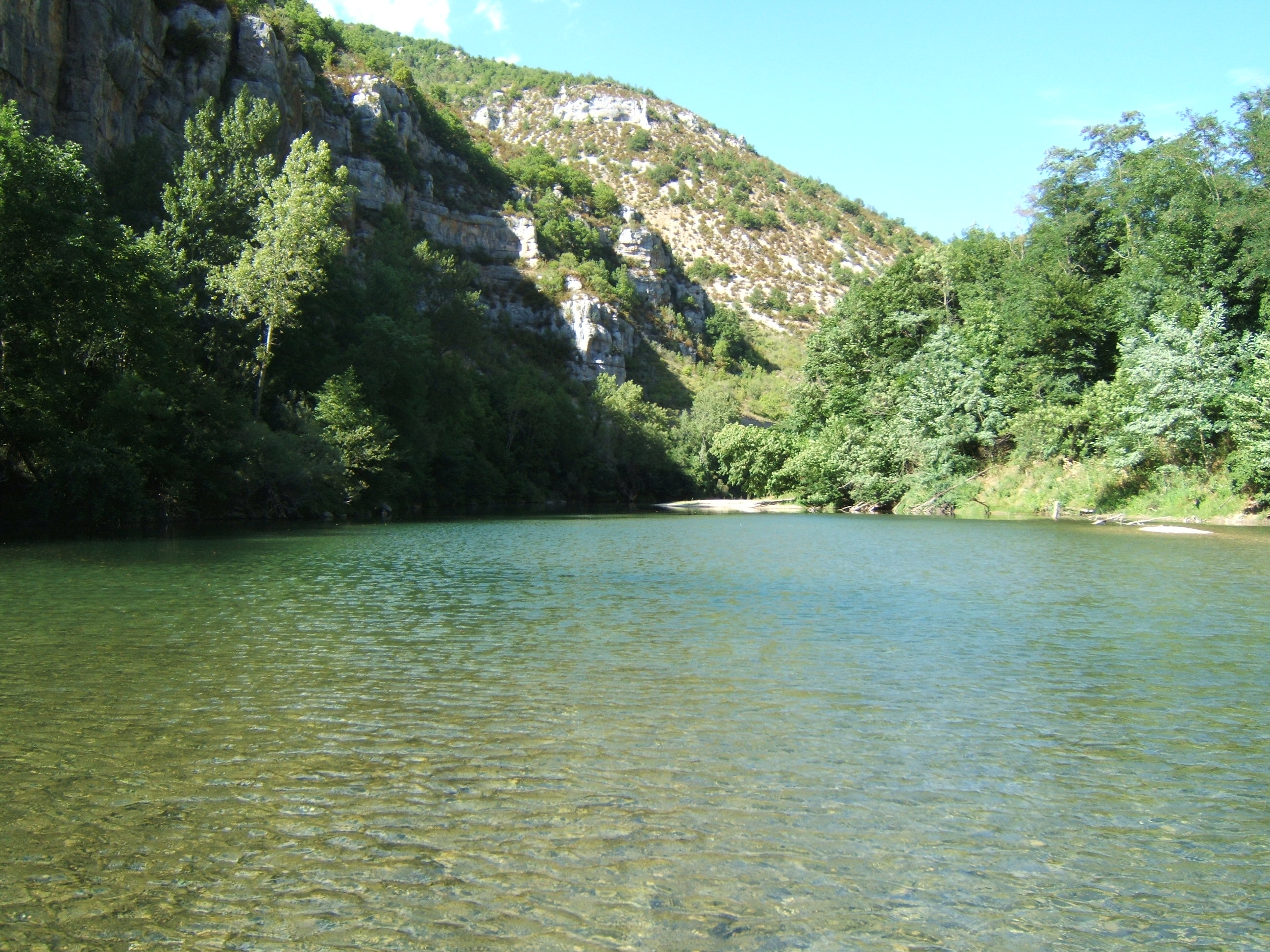 The g adventures watering hole travel forum view topic for Camping gorges du tarn piscine