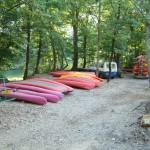 Activité canoe gorges du tarn