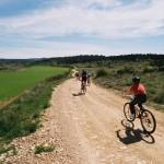 Balade en vélo à procimité du camping des Gorges du Tarn