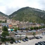 Village de Sainte-Enimie
